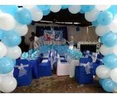Km party & babyshowers