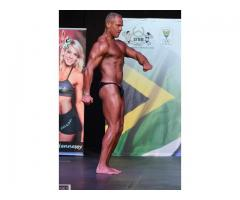 Personal trainer - IFBB Champion  - Fitness - EMS, body conditioning, weightloss