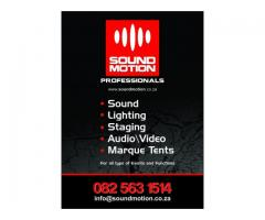 Sound Motion Professionals